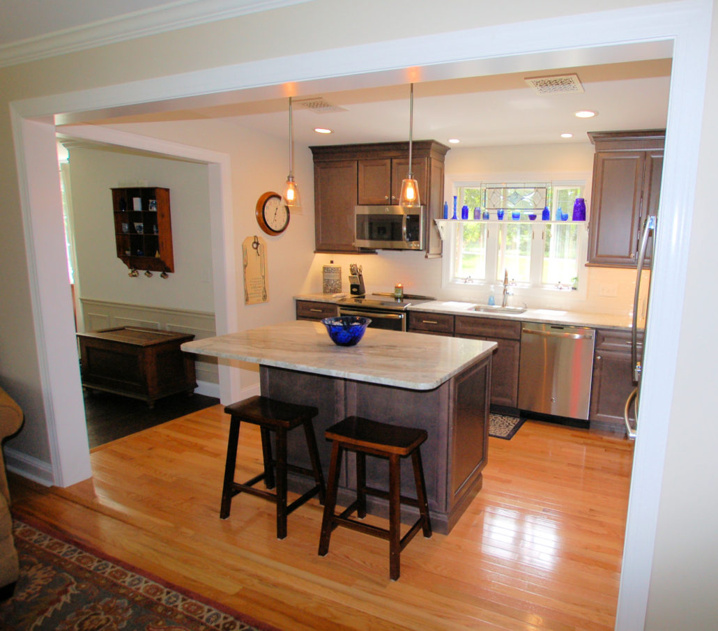 Chester County Kitchen And Bath Echelon Cabinetry