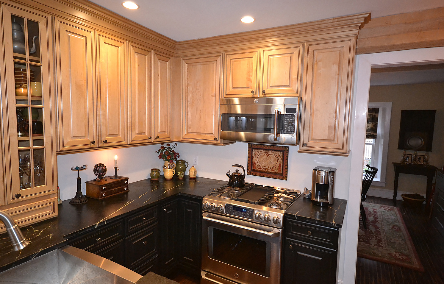 Chester County Kitchen And Bath Small Kitchens