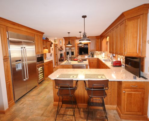 Traditional Chadds Ford Kitchen Remodel
