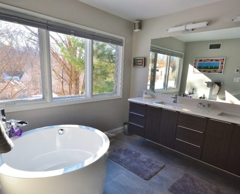 Gorgeous Master Bath Remodel Broomall PA