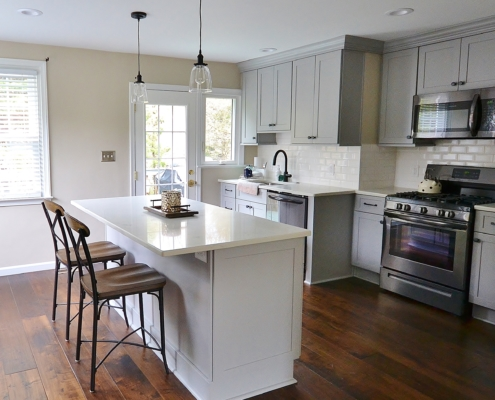 Chester County Kitchen Remodel
