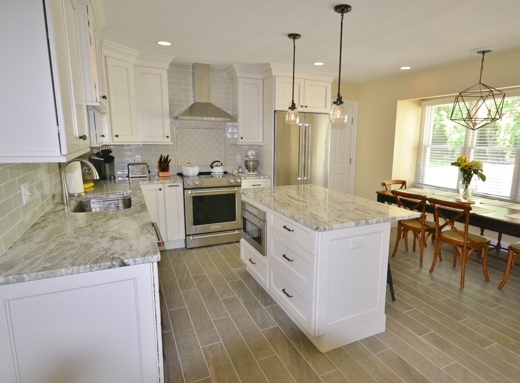 West Chester Pa Kitchen Remodel