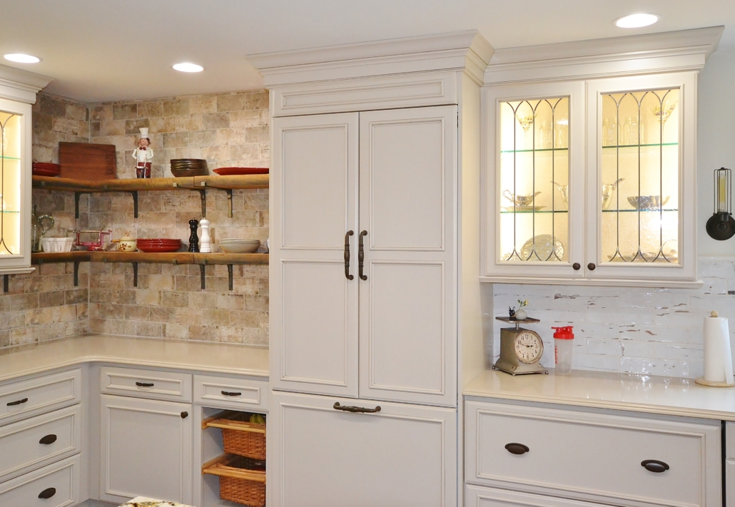 Kitchen Remodeling in West Chester PA with Fieldstone Cabinets