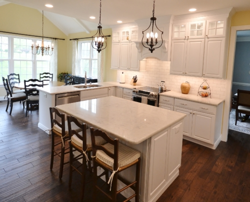 garnett valley pa kitchen remodel