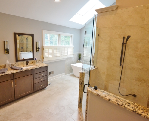 Master Bath Remodel West Chester