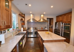 Chef Kitchen Remodel
