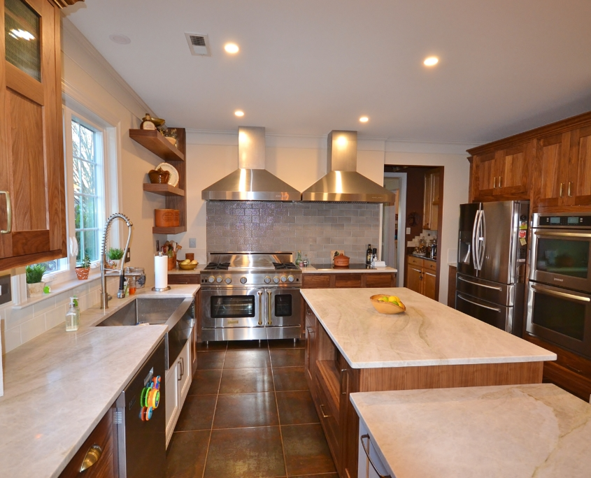 Chef Kitchen Remodel
