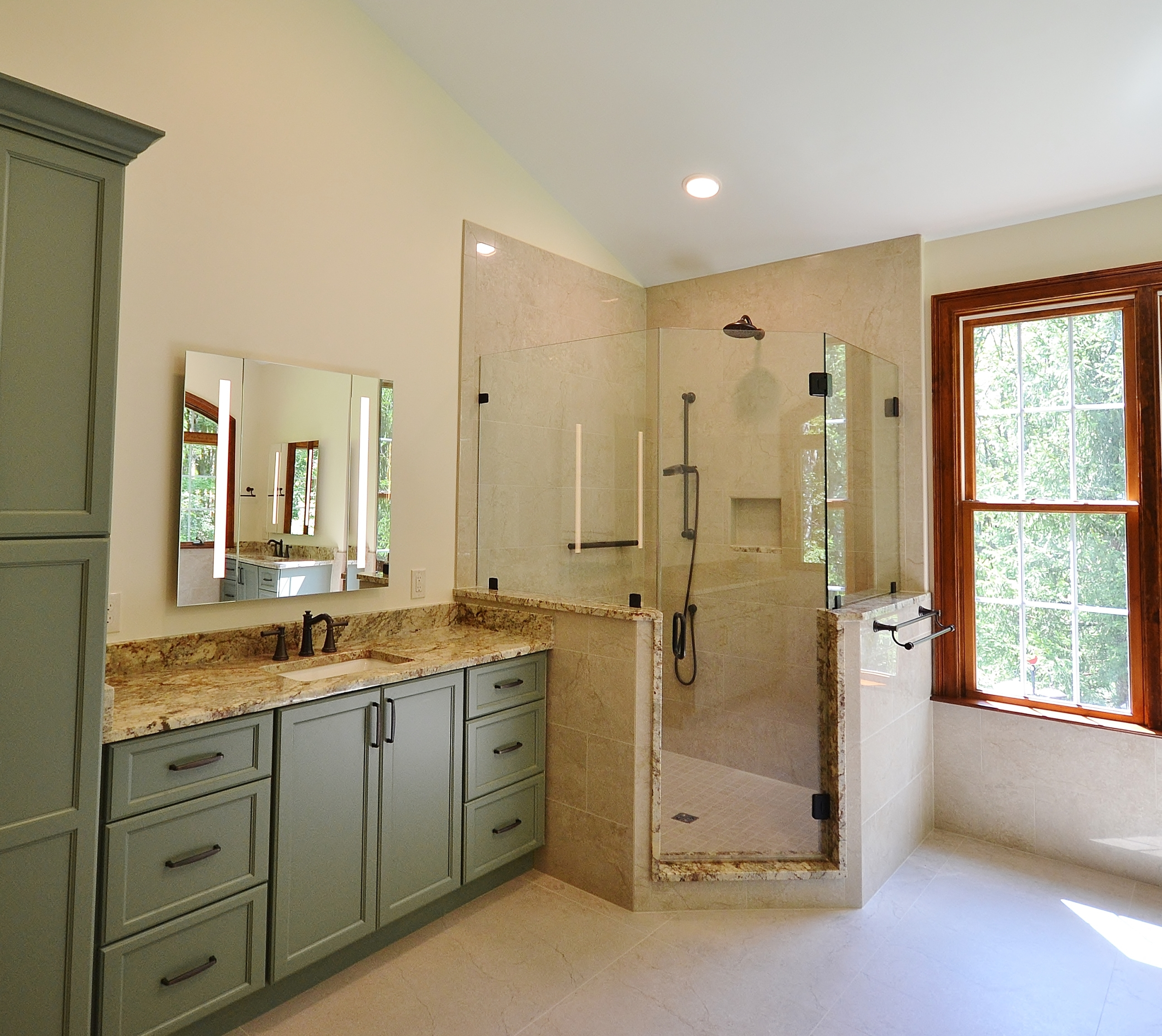 Master Bath Remodel in West Chester