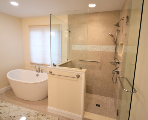 West Chester Bathroom Remodels